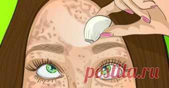 ровный цвет кожи,  пигментные пятна и другие дефекты кожи