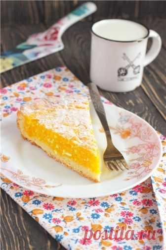 Пирог с тыквой и творогом - То, что люблю...