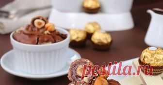 Фереро роше брауни кексчета