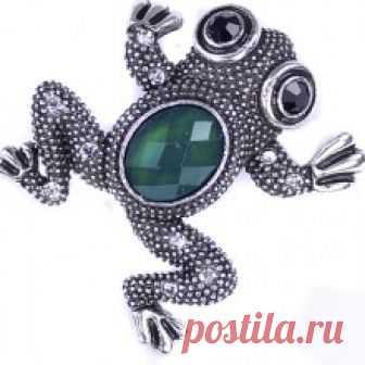 Брошь арт.070118 купить в интернет магазине бижутерии недорого