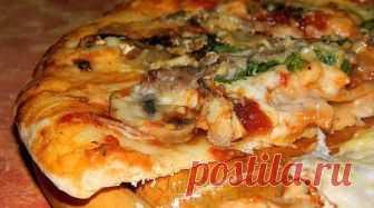 6 рецептов оригинального теста для выпечки пиццы Ах, пицца-пицца, хороша! Вкусная пицца бывает только тогда, когда тесто для пиццы хорошо приготовлено. Оригинальные рецепты теста. Выбирайте! Выпекайте!