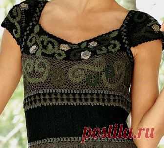 Перуанские платья- какая красота! + схемы