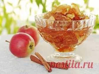 Сухое ароматное варенье из яблок! С ним не нужно долго возиться!