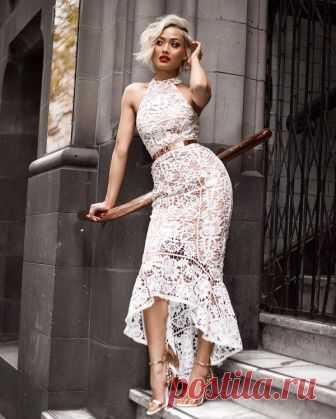 0a4d64cb8ea Шикарные вечерние платья 2019-2020 – ТОП-11 трендов модных платьев на вечер