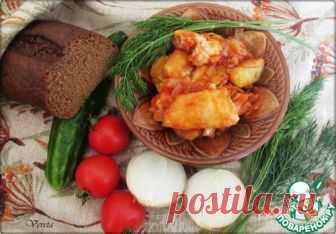 Рыба по-казачьи - кулинарный рецепт