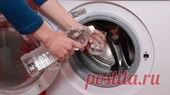 Как очистить от плесени стиральную машинку | Делимся советами
