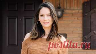 My Houzz: Olivia Munn Thanks Mom With the Kitchen of Her Dreams Using Houzz, the actor hires a professional and buys products to update the kitchen, living and dining areas