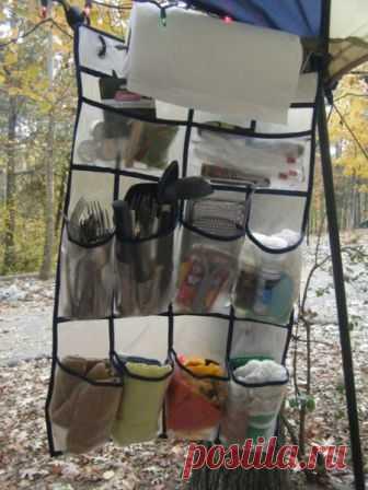 Starling Travel » Brilliant Camp Kitchen Organizer