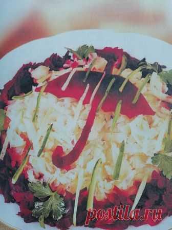 Umbrella salad | Homemade food | Yandex Zen