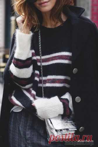 Лучшие образы из модных блогов за неделю На этот раз в новой подборке много женственных и при этом комфортных образов. Так что, достаем из гардероба свои самые уютные свитеры и создаем стильные сочетания.А для вдохновения посмотрим новые ау...