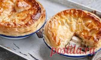 5 невероятно вкусных пирогов с курицей