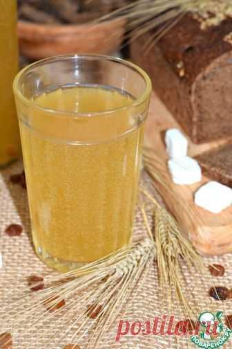 Хлебный квас и вечная квасная закваска - кулинарный рецепт
