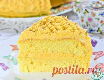 Торт тыквенный - кулинарный рецепт