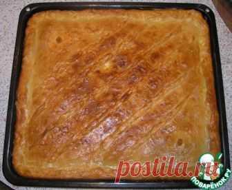 """Пирог """"Первоуральский"""" - кулинарный рецепт"""