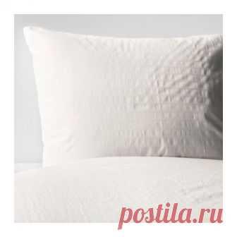 ОФЕЛИА | ВАСС Пододеяльник и 1 наволочка |  Доставка товаров из IKEA | VAMDODOMA Плотная, прочная и мягкая ткань.Пододеяльник с потайной застежкой – одеяло не выбивается.