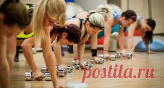 Эффективный пример жиросжигающей тренировки. Всего 6 упражнений Идеальная тренировка, сжигающая жир со страшной скоростью.