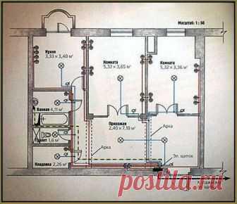 Разделение электропроводки на группы   Все про ремонт квартиры