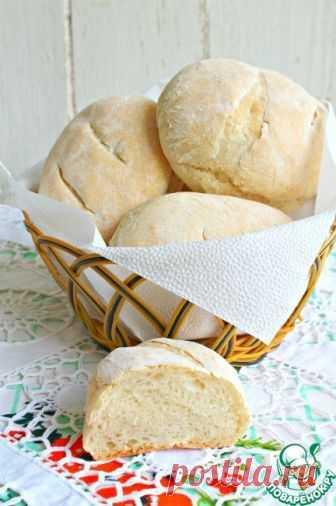 Хлеб от Ксавьера Баррига.