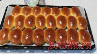 Пирожки с яблоками из венского теста