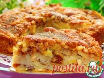 Сицилийский яблочный торт – кулинарный рецепт