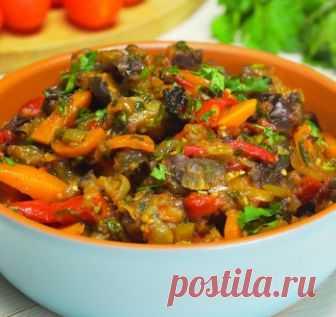 Аджапсандал / Видео-рецепты / TVCook: пошаговые рецепты с фото
