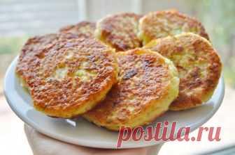 Рыбные котлеты с творогом и кабачками - пошаговый рецепт с фото на Повар.ру