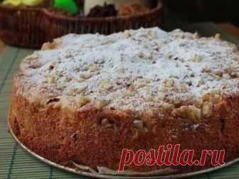 Обалденный яблочный пирог «Домашний» — vkusno.co