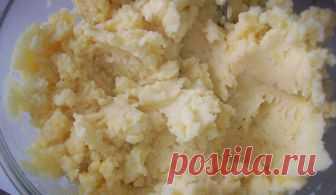 Картофельное тесто рецепт с пошаговыми фото Рецепт приготовления картофельного теста для зразов и картопляников иллюстрированный пошаговыми фотографиями.