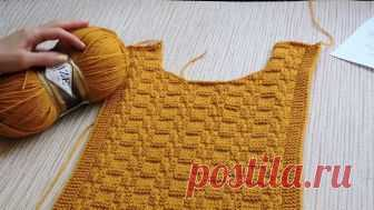 вязаные жилеты для полных женщин спицами крючком техника вязания