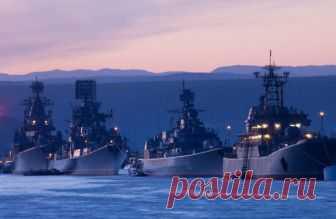 Каксоздавался Черноморский флот России — Рамблер/новости