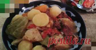 Дамлама Автор рецепта Сарби Суюнова Дамлама - пошаговый рецепт с фото. Это блюдо удобно тем, что