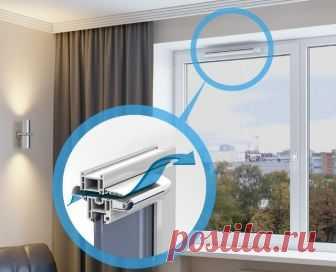 Вопрос: Что вас ждёт после установки вентклапана на окна Как не купить «пустышку» под видом оконного клапана?