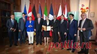 Россия никогда не просилась назад в G8, заявил Лавров  Агрегатор новостей 24СМИ      МОСКВА, 9 июн — РИА Новости. Россия никогда не просилась назад в