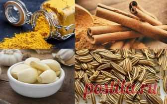 8 лучших специй, которые могут повысить метаболизм   Всегда в форме!