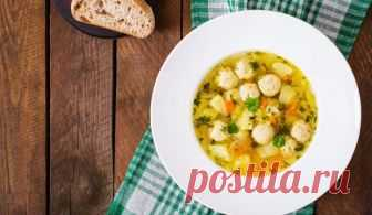 Как приготовить бесподобный суп с фрикадельками: 8 лучших рецептов! На любой вкус!