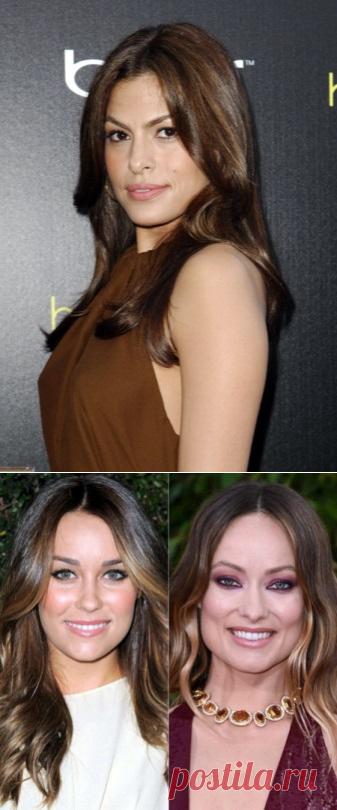 Цветотип Глубокая осень (66 фото): темная палитра цвета волос, базовый гардероб и макияж для данного типа внешности