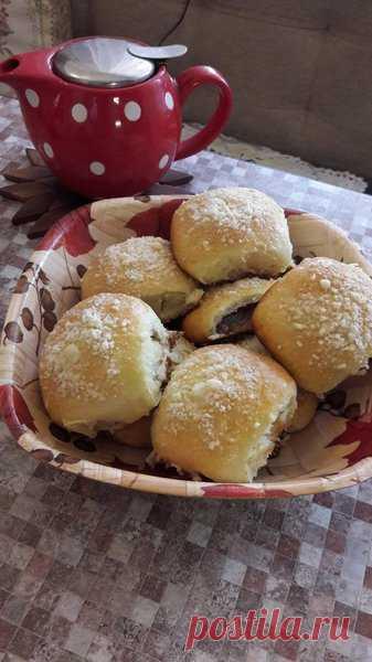 Эконом рецепты. Обычные булочки к чаю без гмо и пальмового масла | Эконом рецепты | Яндекс Дзен