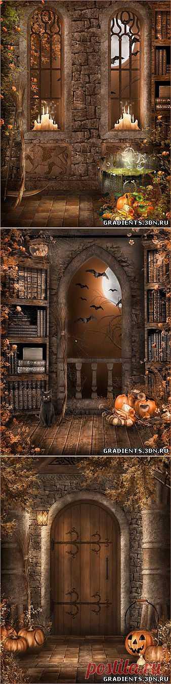 Фоны - Хэллоуин (Halloween), скачать бесплатно Фоны - Хэллоуин (Halloween) без регистрации