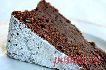 Cooking Recipes Corner: Bittersweet Chocolate Cake Recipe.