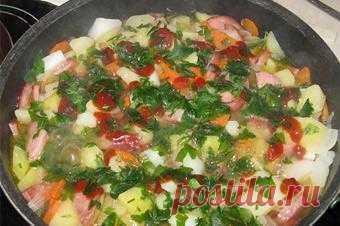 Финская кухня: Пюттипанна- традиционное финское блюдо