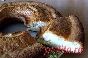 Финская кухня: Кекс с цукатами