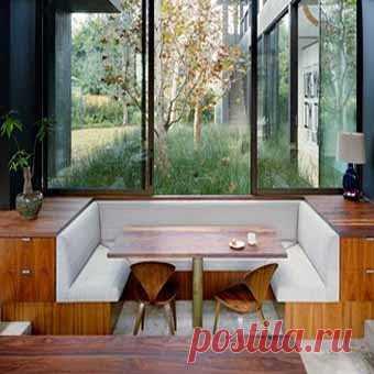 компактная мебель-трансформер для кухни