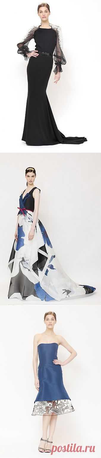 Carolina Herrera Resort 2014 / Дизайнеры / Модный сайт о стильной переделке одежды и интерьера