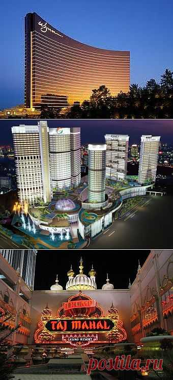 Азартный отдых: Лучшие в мире отели и курорты с казино