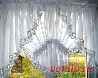 ____ ~ DESIGN OF THE HOUSE ~ ____: DESIGN OF CURTAINS FOR KITCHEN - (PHOTO)