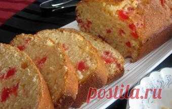 Гречневые кексы с ягодами.