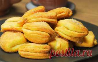Творожное печенье / Видео-рецепты / TVCook: пошаговые рецепты с фото