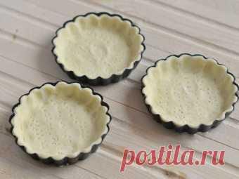 Учимся готовить тесто для тарталеток: песочное, слоеное, заварное, пресное и др