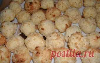 Кокосовое печенье с черносливом / Печенье / TVCook: пошаговые рецепты c фото
