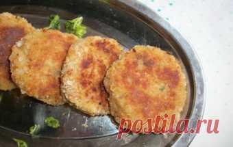 Постные грибные котлеты / Несортированное / TVCook: пошаговые рецепты с фото